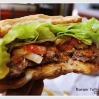 新北市美食 餐廳 速食 burger talks 淘客漢堡 照片