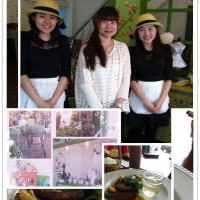 嘉義縣美食 餐廳 異國料理 多國料理 小蓮和爺爺的野餐 照片