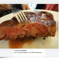 新竹市美食 餐廳 餐廳燒烤 火燒牛炭烤原肉牛排 照片