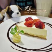 嘉義市美食 餐廳 咖啡、茶 咖啡館 貓與長頸鹿 Cat & Giraffe 照片