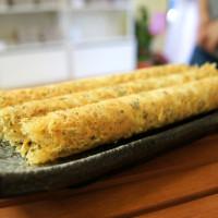南投縣美食 攤販 包類、餃類、餅類 菓子手工捲捲蛋 照片