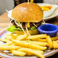 台中市美食 餐廳 異國料理 美式料理 Mushroom蘑菇 照片