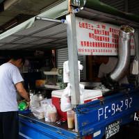 台中市美食 餐廳 速食 早餐速食店 朝陽科大山下早餐車 照片