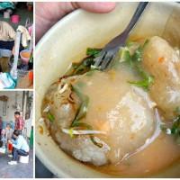 台中市美食 餐廳 中式料理 白頭蔡肉圓 照片