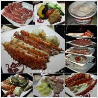 台中市美食 餐廳 火鍋 麻辣鍋 嗆頂級麻辣鴛鴦鍋 照片