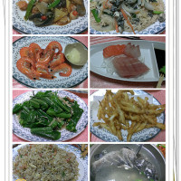 嘉義縣美食 餐廳 中式料理 熱炒、快炒 英賓海產餐廳 照片