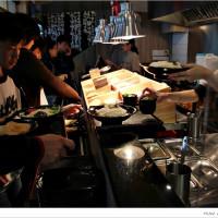 台中市美食 餐廳 異國料理 鬼瓦烏龍麵 照片