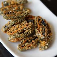 台中市美食 攤販 台式小吃 宏國豆干 照片
