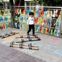 台中市休閒旅遊 景點 觀光工廠 鞋寶觀光工廠 照片