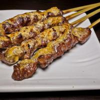 台北市美食 餐廳 餐廳燒烤 串燒 混串燒Pasta酒場 照片