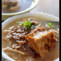 台南市美食 餐廳 中式料理 小吃 佳里興大腸粥 照片