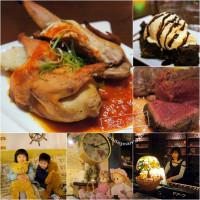 台北市美食 餐廳 異國料理 玫瑰傳奇花園廚房 照片