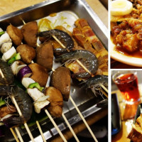 台南市美食 餐廳 異國料理 南洋料理 流浪魚沙嗲 照片