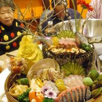 宜蘭縣美食 餐廳 中式料理 台菜 海饕四季主流宴--無菜單料理 照片