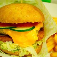 雲林縣美食 餐廳 速食 漢堡、炸雞速食店 樂檸漢堡 (民生斗六門市) 照片