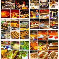 台中市美食 餐廳 異國料理 多國料理 真膳美饌百食匯 照片
