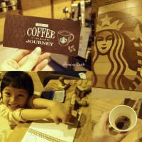台北市休閒旅遊 景點 展覽館 2014 Starbucks Coffee Journey星巴克咖啡體驗特展(台北場) 照片