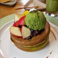 台中市美食 餐廳 異國料理 日式料理 初綠和風定食抹茶專賣 照片