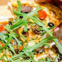 台北市美食 餐廳 異國料理 義式料理 TINO'S PIZZA CAFE 堤諾比薩 (莊敬門市) 照片