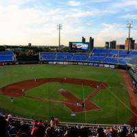 桃園市休閒旅遊 運動休閒 棒球場 桃園國際棒球場 照片