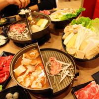 台南市美食 餐廳 火鍋 火烤兩吃 半個鍋 (台南裕學店) 照片