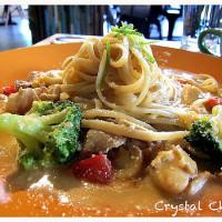 台中市美食 餐廳 異國料理 異國料理其他 白貓散步輕食館 照片