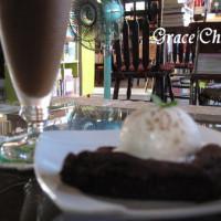 宜蘭縣美食 餐廳 咖啡、茶 舊書櫃-二手書 咖啡 輕食 照片