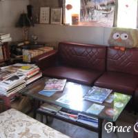 舊書櫃人文咖啡in宜蘭