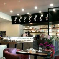 高雄市美食 餐廳 咖啡、茶 咖啡館 Magic Rabbit 懷錶兔子 照片