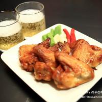 新北市美食 攤販 攤販燒烤 雞王食品 照片