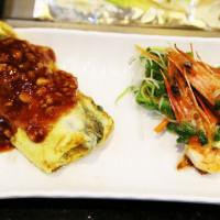 台中市美食 餐廳 餐廳燒烤 鐵板燒 赤牛角鐵板燒 照片