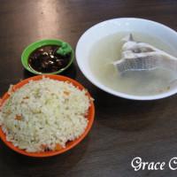 台北市美食 攤販 台式小吃 廣州街無名魚湯 照片