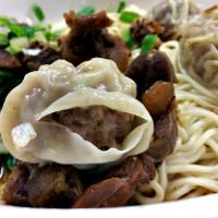 台中市美食 餐廳 中式料理 陳師傅牛肉麵 照片