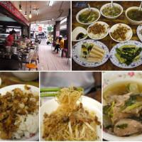 台北市美食 餐廳 中式料理 小吃 李記宜蘭肉焿&特殊口味豬血湯 照片