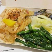 新北市美食 餐廳 中式料理 小吃 火雞松嘉義火雞肉飯 照片