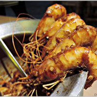 屏東縣美食 餐廳 中式料理 熱炒、快炒 山上湖胡椒蝦 照片