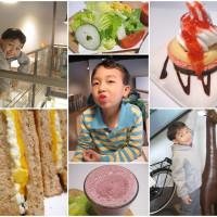 台北市美食 餐廳 速食 Cubeeplus_咖啡 照片