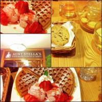 桃園市美食 餐廳 咖啡、茶 咖啡館 AUNT STELLA'S 詩特莉餅乾 (太平洋SOGO百貨 中壢店2F) 照片