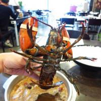 台北市美食 餐廳 火鍋 味の町精緻石頭火鍋涮涮鍋 照片