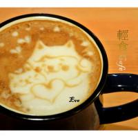台中市美食 餐廳 咖啡、茶 咖啡館 這裡有貓 cafe 照片