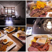 新北市美食 餐廳 異國料理 美式料理 Frame Diner 框框美式餐館 照片