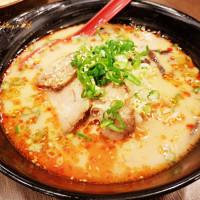 新竹市美食 餐廳 異國料理 日式料理 太河豚骨拉麵 照片