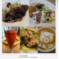 台北市美食 餐廳 異國料理 多國料理 卡菲特咖啡店 CalFit Cafe 照片