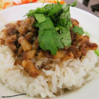 新北市美食 餐廳 中式料理 小吃 家傳魯肉飯 照片