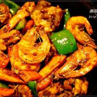 台北市美食 餐廳 中式料理 川菜 四川紅頂級乾鍋料理 照片
