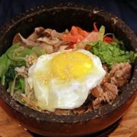 台中市美食 餐廳 異國料理 韓式料理 非常石鍋Bibimbap (台中總店) 照片