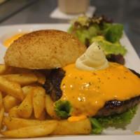 南投縣美食 餐廳 異國料理 美式料理 比豆起司美式廚房 照片