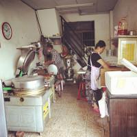 台中市美食 攤販 包類、餃類、餅類 董家蔥花大餅 照片