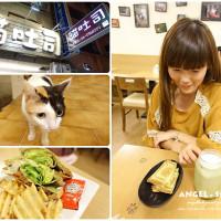 台南市美食 餐廳 烘焙 貓吐司堡專賣店 照片