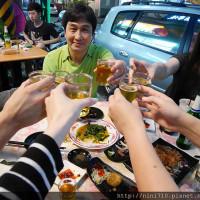 台中市美食 餐廳 餐廳燒烤 燒烤其他 東來屋平價啤酒串燒 照片